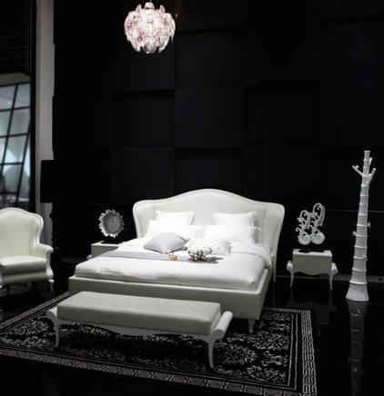 Modern Beds Sunrise Luxury Platform Bed