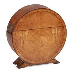 Jonathan Charles - New Jonathan Charles Placemat Box Satinwood - Product Details