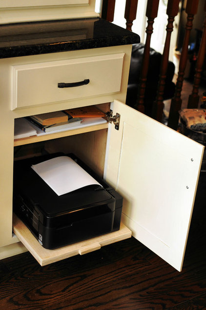 Traditional Home Office by Dennisbilt Custom Woodworking