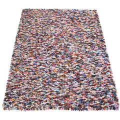 eclectic rugs by High Fashion Home