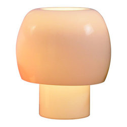 "ET2 - ET2 E20055 Single Light Up Lighting Table Lamp from the Magik Collection - *Dimensions: Width is 13"", Height is 17.25"""
