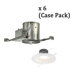 LED Recessed Lighting Kits for New Construction - 15.3-Watts -