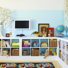 playroom- organization