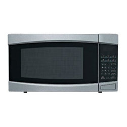 Curtis - RCA 1.4 Cu Ft Microwave Stainless Steel - RCA RMW1414 Stainless Steel 1.4 Cubic Feet Microwave Oven.