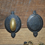 Door Accessory - Knobs and Bolts -