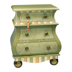Sterling Industries - Sterling Industries 88-3183 Lark & Vine Chest - Chest (1)