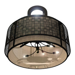 Solar Luminance - Products - DLF-121 - Solar Luminance – Semi-Custom Daylight Light Fixture