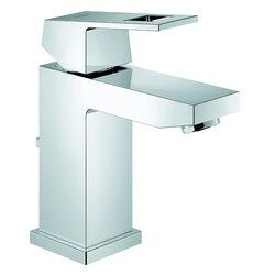 Grohe - Grohe 23133000 Chrome Eurocube One Handle Lavatory Faucet - Grohe 23133000 Chrome Eurocube one handle Lav Faucet