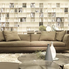eclectic sofas by IQmatics