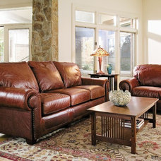 Traditional Sofas by Lombards Fine Furniture