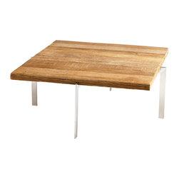 Cyan Design - Durango Coffee Table - -Durango Coffee Table
