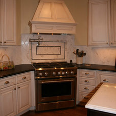 Traditional Kitchen by Cole Lumber Co.