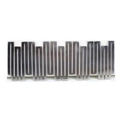 Wave Grate for Tiffany Jewelers Sink - Linkasink -
