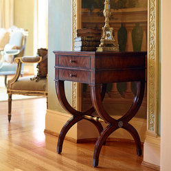 Wellington Lamp Table
