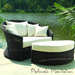 Padma's Plantation Outdoor Haven Lounge - Padma's Plantation Outdoor Haven Lounge