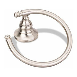 Hardware Resources - Trevi Smooth Towel Ring (HR-BHSM-06SN) - Trevi Smooth Towel Ring