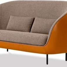 contemporary love seats by fredericia.com