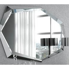 Modern Mirrors by Spacify Inc,