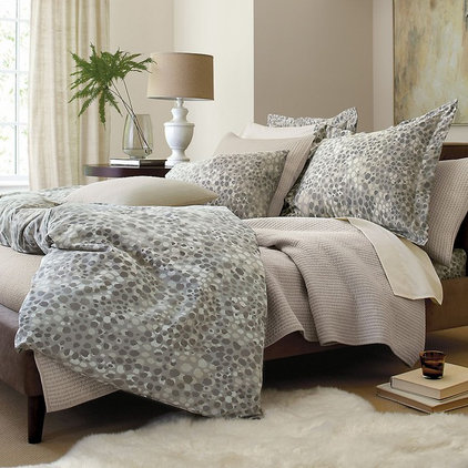Contemporary Pillowcases And Shams by The Company Store