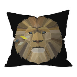 DENY Designs - Gabi Iuda Outdoor Throw Pillow, 20x20x6 - Do you hear that noise? It's your outdoor area begging for a facelift and what better way to turn up the chic than with our outdoor throw pillow collection? Made from water and mildew proof woven polyester, our indoor/outdoor throw pillow is the perfect way to add some vibrance and character to your boring outdoor furniture while giving the rain a run for It's money.