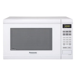 "Panasonic - Panasonic NN-SN651W Microwave Oven - General Information Manufacturer/Supplier: Panasonic Manufacturer Part Number: NN-SN651W Brand Name: Panasonic Product Model: NN-SN651W Product Name: NN-SN651W Microwave Oven Product Type: Microwave Oven Technical Information Oven Type: Single Main Oven Capacity: 1.20 ft? Cooking Method: Microwave Microwave Power: 1.20 kW Features: Keep Warm Controls/Indicators Controls: Touch Panel Physical Characteristics Color: White Form Factor: Countertop Height: 22.3"" Width: 14.6"" Depth: 18.0"" Weight (Approximate): 30.80 lb ship Information ship Dimensions : 15.0"" Height x 19.0"" Width x 22.5"" Depth Case Pack Qty : 1 ship Weight : 31.0 lb Pallet Qty : 99999"