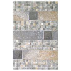 eclectic tile by The Tile Gallery