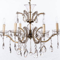 8 Arm Chandelier Products On Houzz