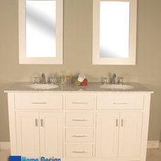 Modern Bathroom Vanities And Sink Consoles by Home Design Outlet Center