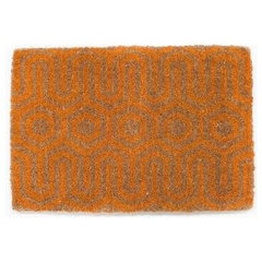 eclectic doormats by Lulu and Georgia