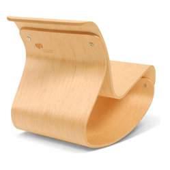 Iglooplay - Iglooplay Mod Rocker - This is such a cool take on the rocking chair.
