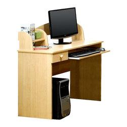 Nexera - Nexera Alegria Student Desk in Natural Maple - Nexera - Student Desks - 5642