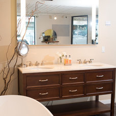 Contemporary  by Best Plumbing Seattle