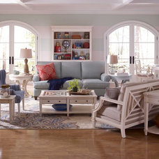 Traditional Living Room by HGTV HOME