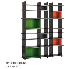contemporary bookcases cabinets and computer armoires by Unicahome