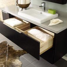 Bathroom Storage by MasterBrand Cabinets, Inc.