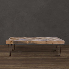 Modern Coffee Tables by JW Atlas Wood Co.