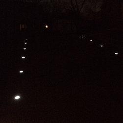 Modern Solar LED Custom Accents -