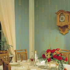 Traditional Wallpaper by Innobo Inc