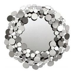 Bubble Mirror - Medium -