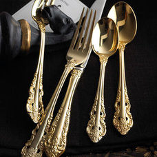 Traditional Flatware And Silverware Sets by Neiman Marcus