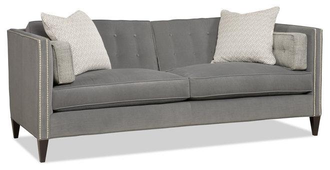 Contemporary Sofas by Santa Barbara Design Center
