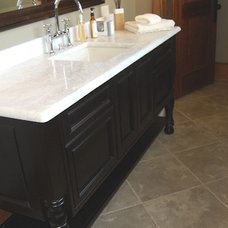 Bathroom Vanities And Sink Consoles by Knot Yet Cabinet Works, Inc.
