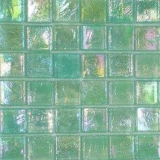 Contemporary Mosaic Tile by MosaicTileUSA