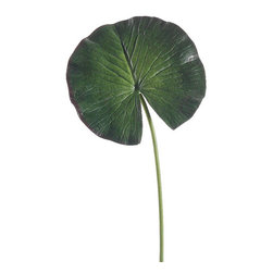Silk Plants Direct - Silk Plants Direct Water Lily Leaf (Pack of 12) - Silk Plants Direct specializes in manufacturing, design and supply of the most life-like, premium quality artificial plants, trees, flowers, arrangements, topiaries and containers for home, office and commercial use. Our Water Lily Leaf includes the following: