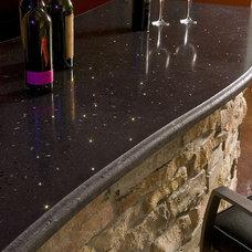 Bar Tables by Concrete Arts