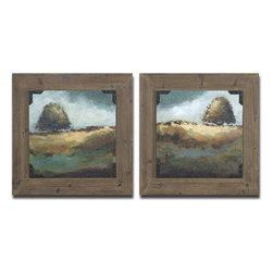 Uttermost - Uttermost Trees Of Love Framed Art Set/2 - 41508 - Uttermost Trees Of Love Framed Art Set/2 - 41508