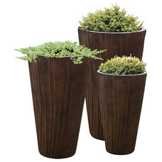 Contemporary Outdoor Pots And Planters by PlantContainers