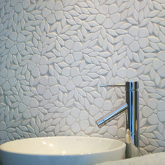 modern kitchen tile by Cabochon Surfaces & Fixtures