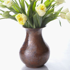 traditional vases by Native Trails