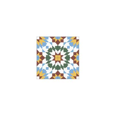 Casa Blanca - 8x8 Cement Tile
